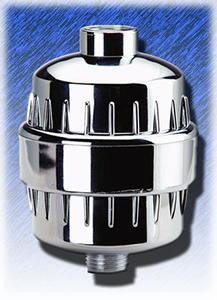 compact shower filter. Black Bedroom Furniture Sets. Home Design Ideas