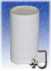 Bad- und Wasserhahnfilter Ersatz- Duschfilter