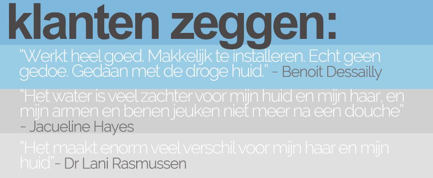 reviews of douchefilter.nl