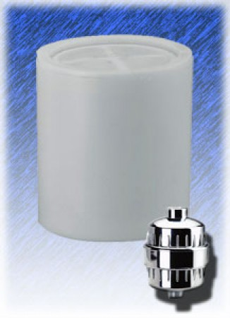 Compact Shower Filter Cartridge