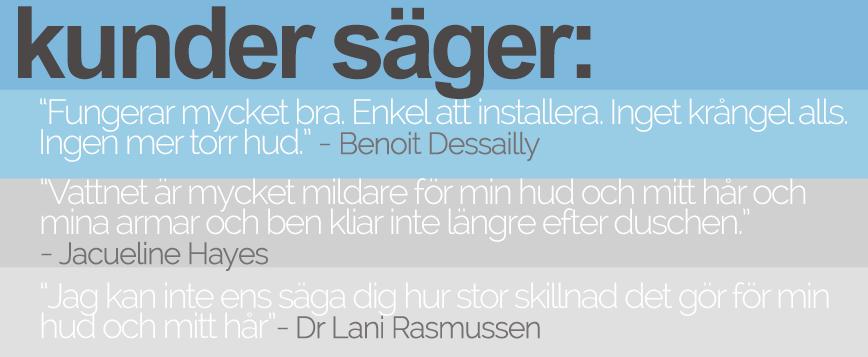 reviews of duschfilter.se